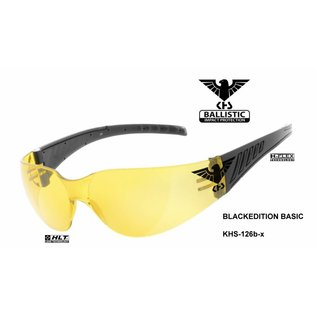 KHS Tactical Optics Sunglasses Tactical eyewear Basic Yellow