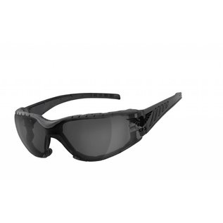 KHS Tactical Optics Taktische Sonnenbrille Basic Grey mit Polster