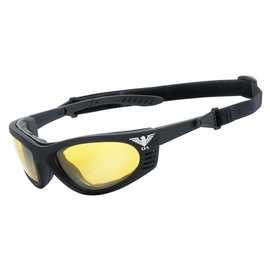 KHS Tactical Optics Yellow Tactical goggles with padding KHS-101-x Yellow