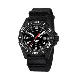 KHS Tactical Watches Reaper Natoband Black