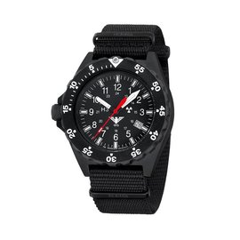 KHS Tactical Watches Shooter Einsatzuhr mit Natoarmband