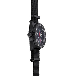 KHS Tactical Watches Herren Armbanduhr Shooter | Natoband X|TAC Black