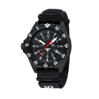 KHS Tactical Watches Shooter   Natostrap X   TAC Black