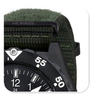KHS Tactical Watches Shooter | Natostrap X | TAC Oliv