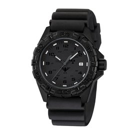 KHS Tactical Watches Military Watch Reaper XTAC Diver Bracelet Black