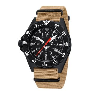 KHS Tactical Watches Shooter Nato Band TAN Beige