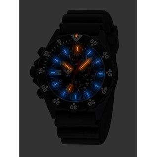 KHS Tactical Watches KHS Tactical Watches Shooter H3 Chronograph   NATO Strap black - Copy - Copy