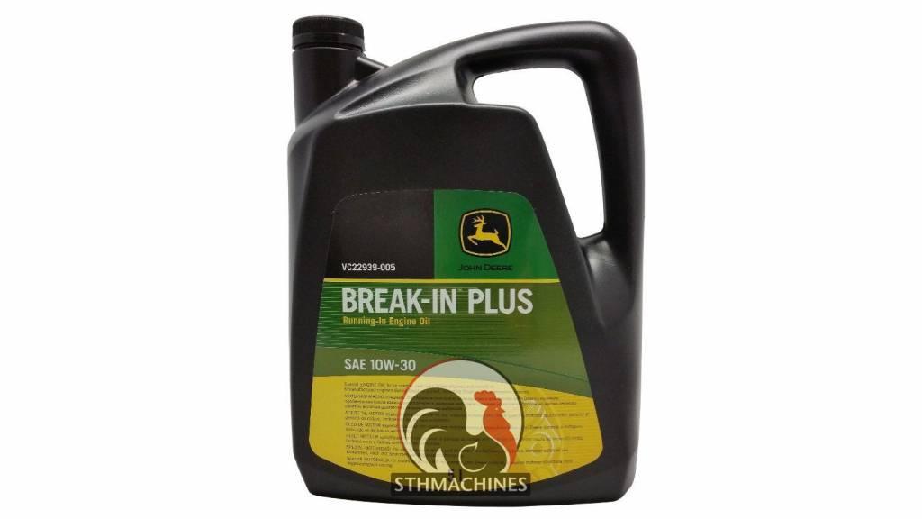 John Deere JOHN DEERE BREAK IN OIL (5 ltr)