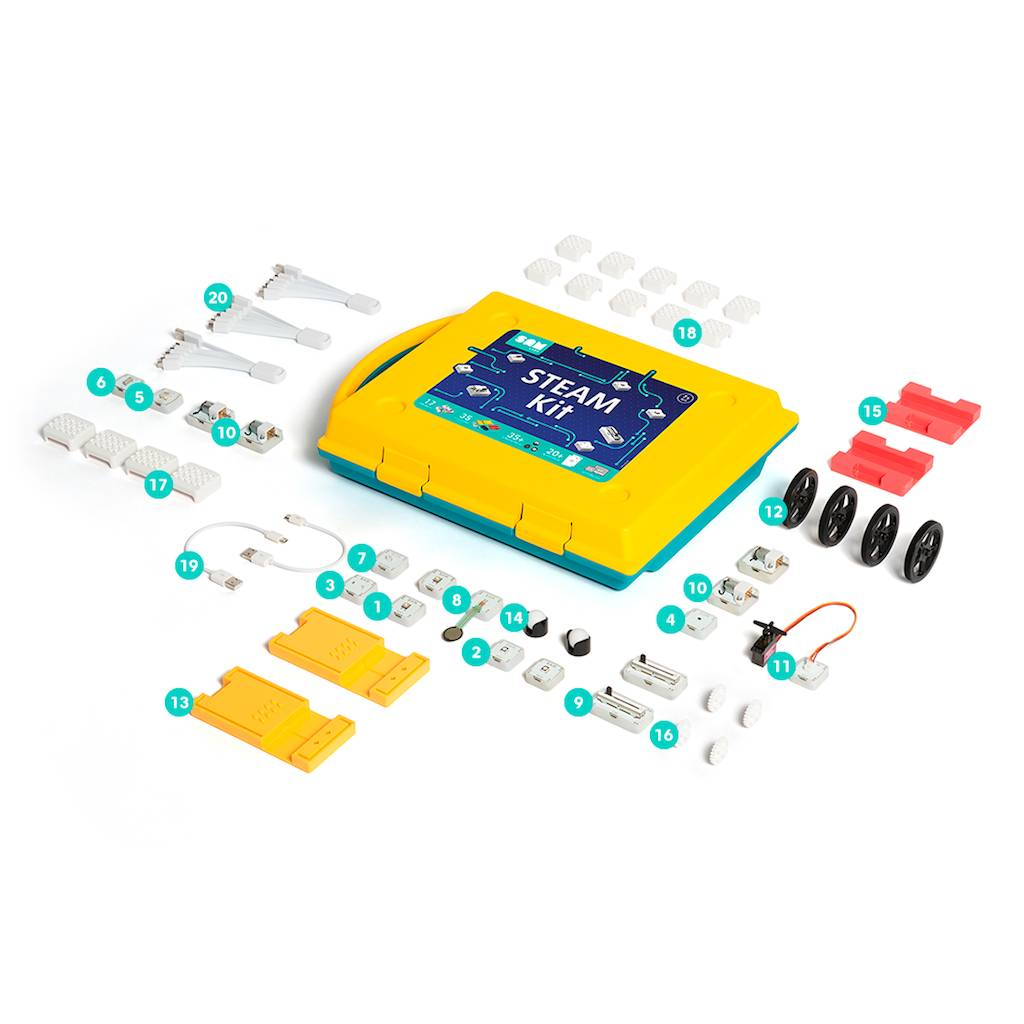 SAM Labs SAM Labs STEAM kit
