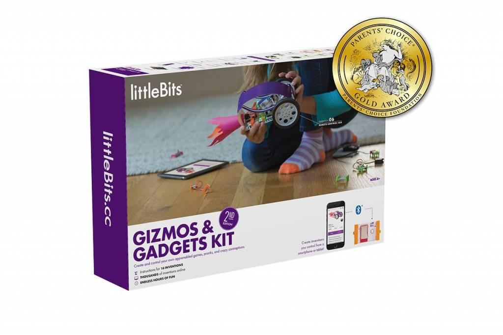 LittleBits [SALE] Gizmos & Gadgets Kit