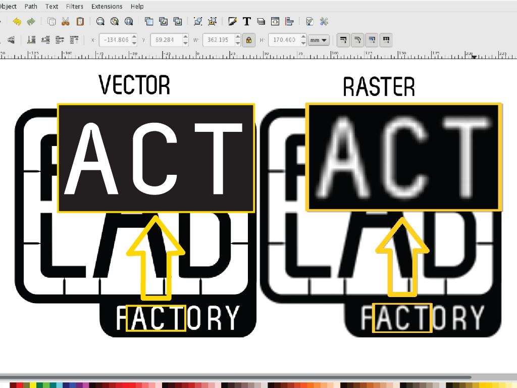 vectorraster