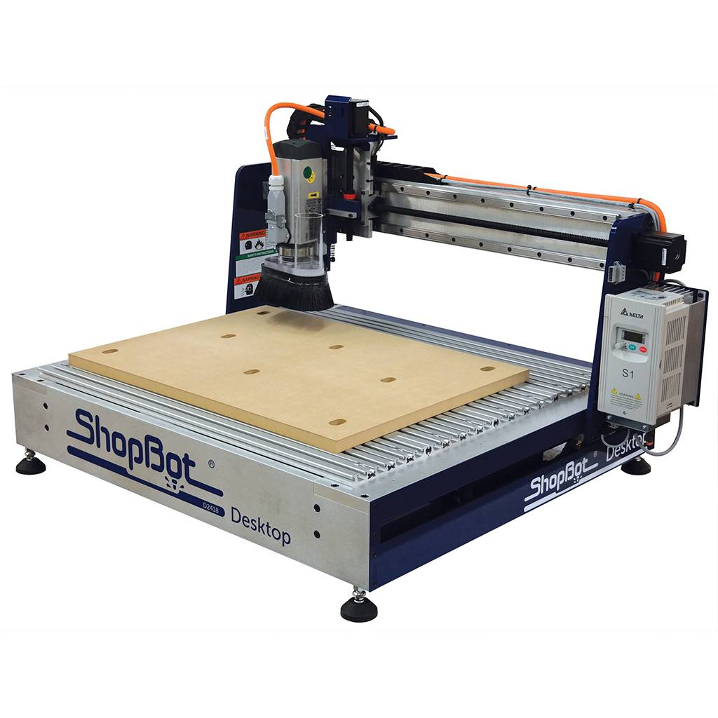 Shopbot Shopbot Desktop Freesmachine