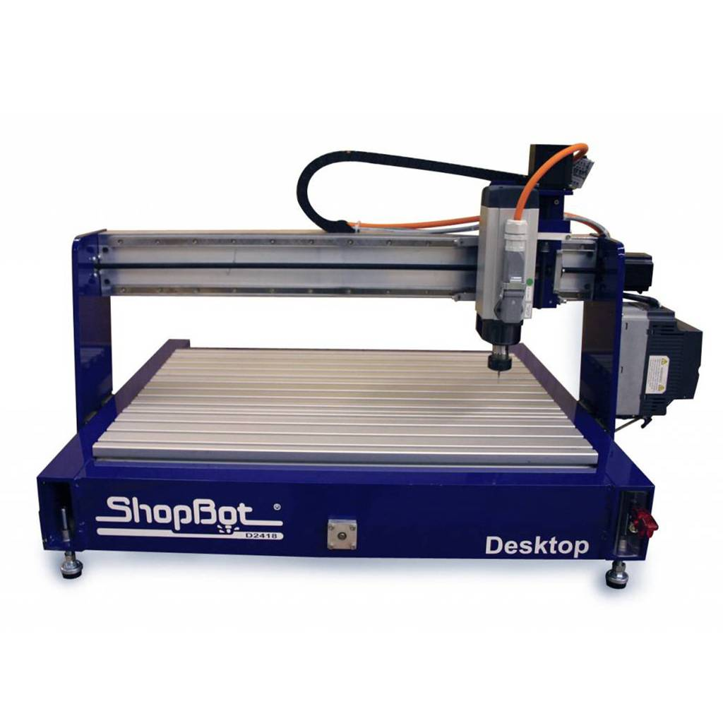 Shopbot Desktop Freesmachine