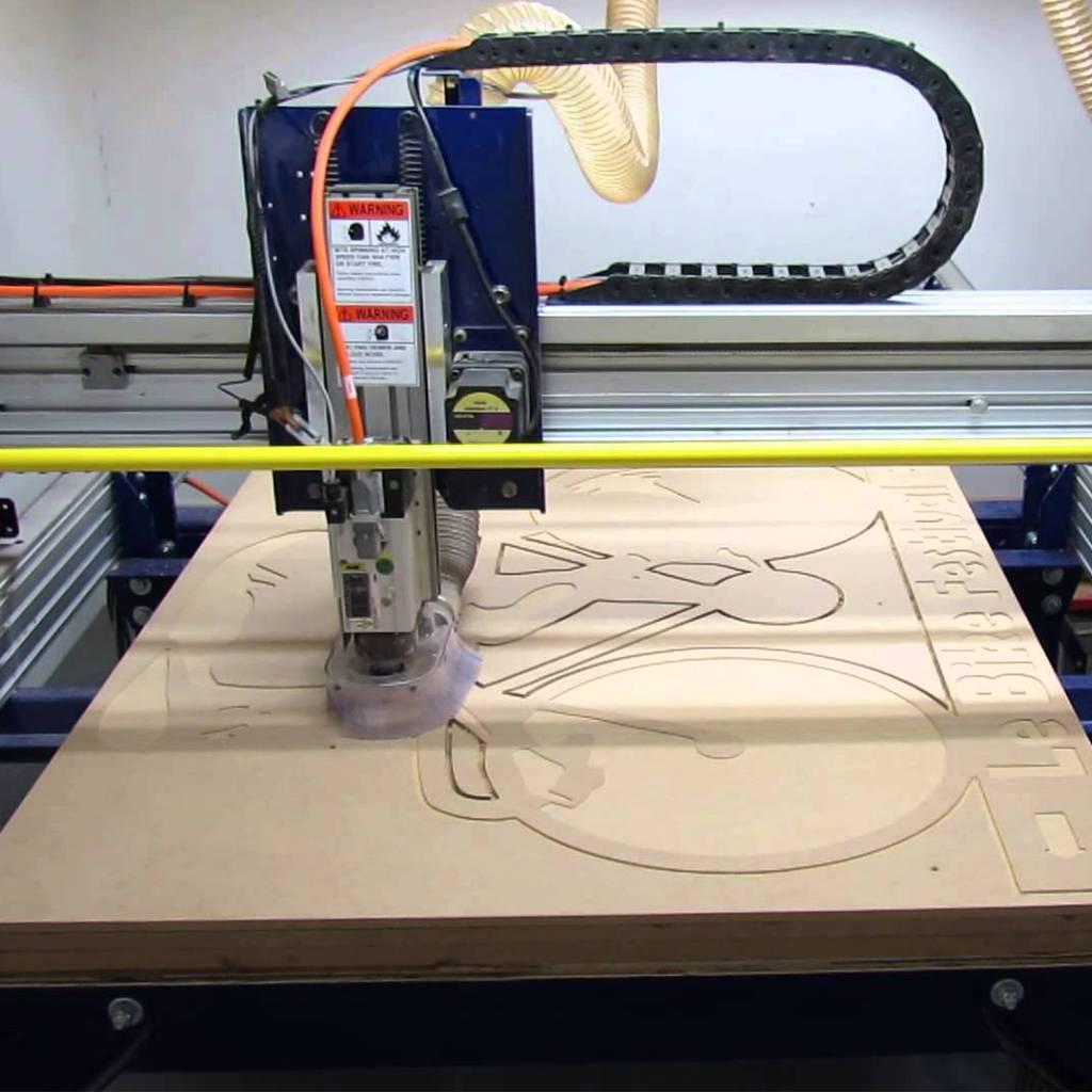 Shopbot Shopbot PRSAlpha CNC
