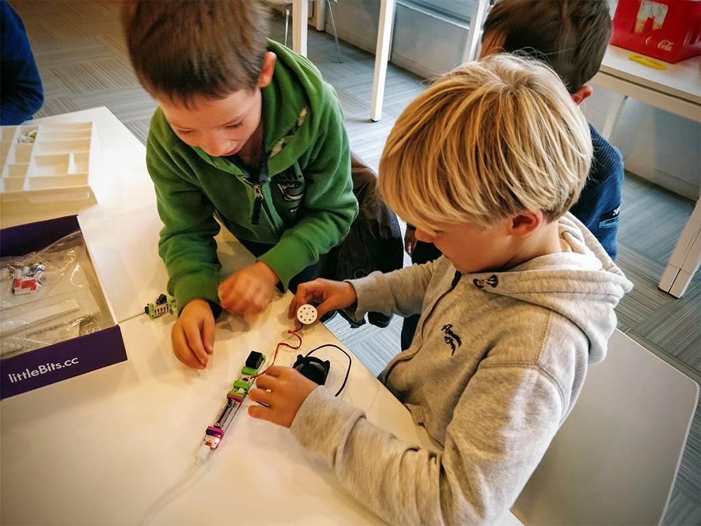 Fablab Factory Workshop littlebits