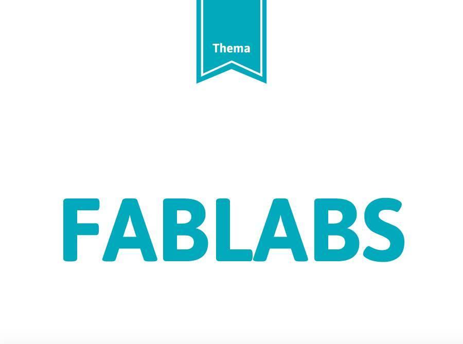 De FabLab beweging in Vlaanderen