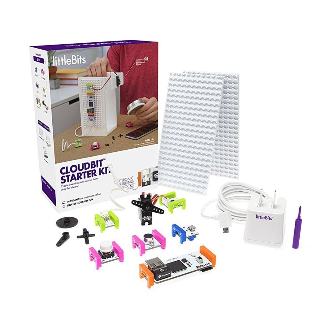 LittleBits LittleBits Cloudbit Starter Kit
