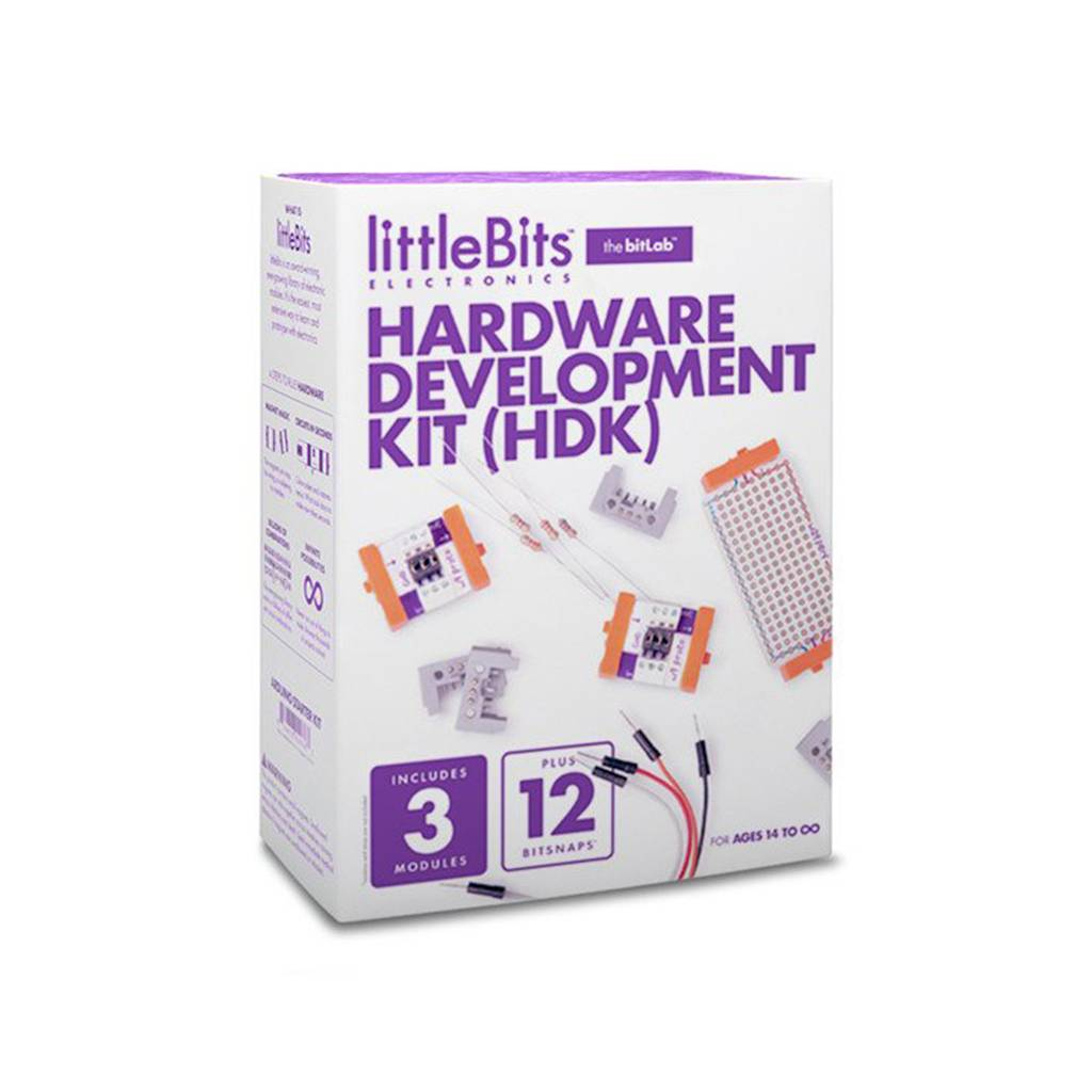 [SALE] LittleBits Hardware Development Kit