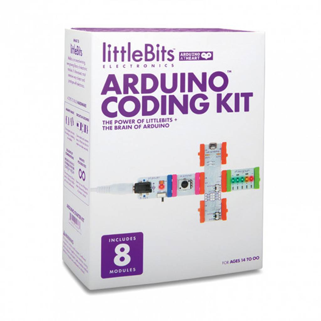 LittleBits [SALE] LittleBits Arduino Coding Kit