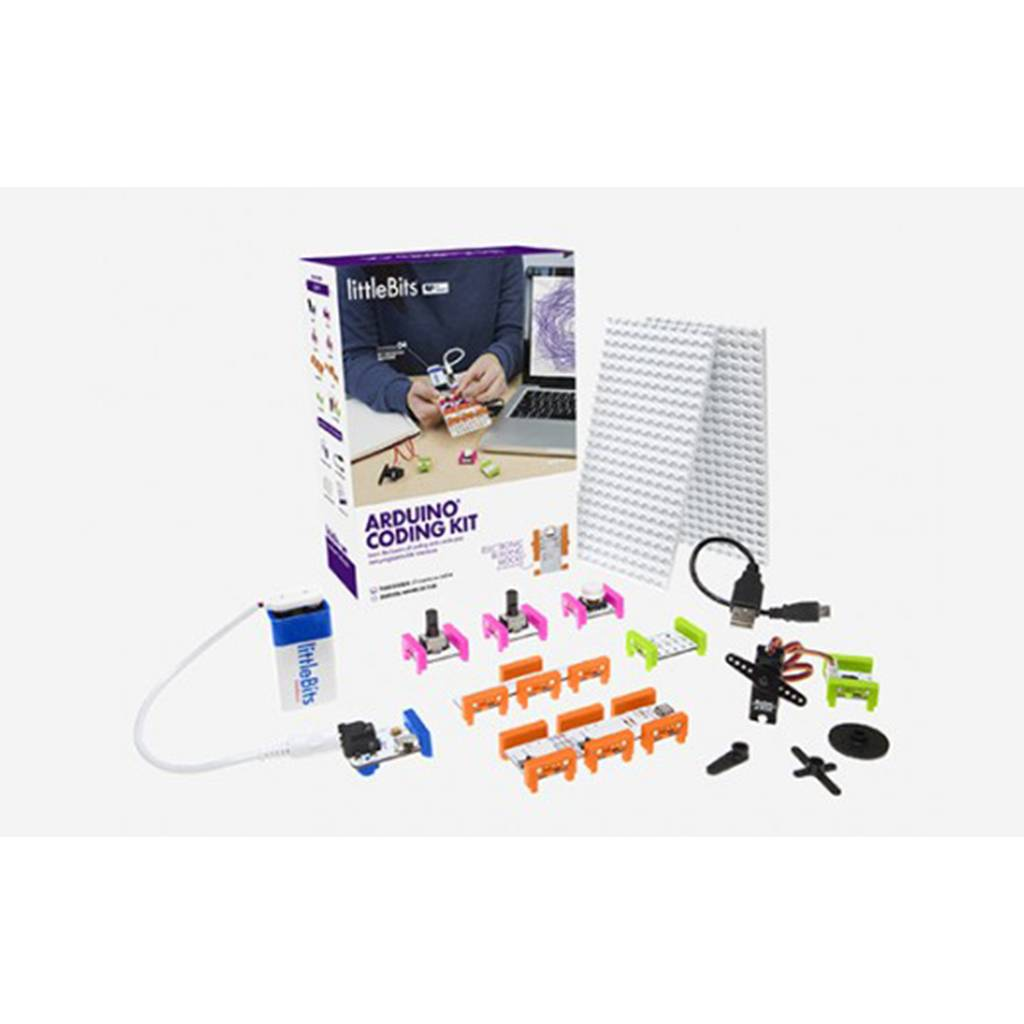 LittleBits LittleBits Arduino Coding Kit