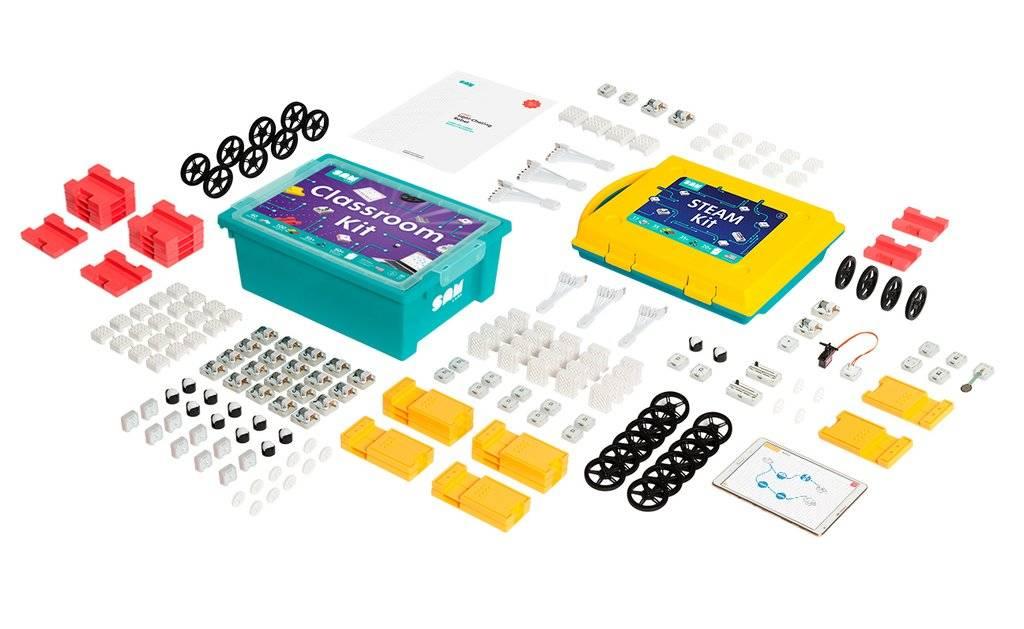 SAM Labs SAM Labs STEAM Kit + Classroom Kit Bundle