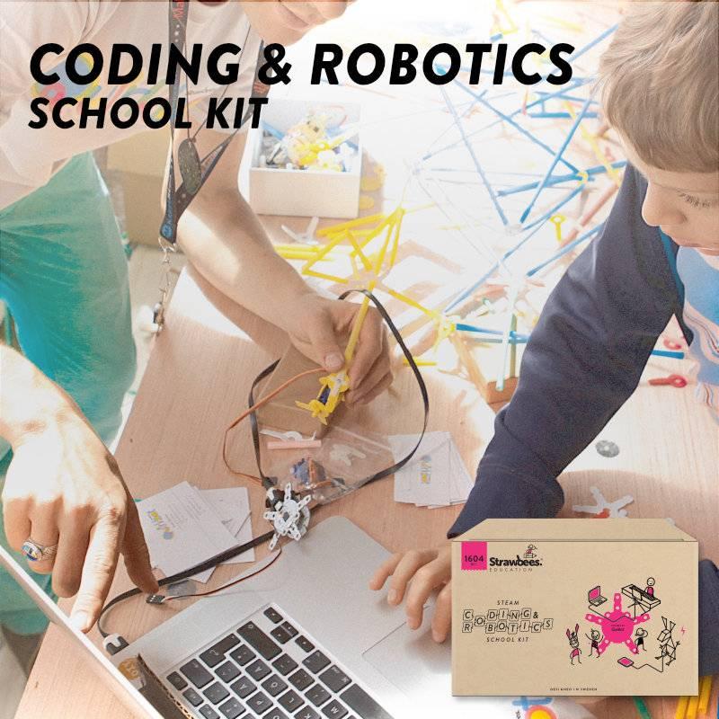 Strawbees Strawbees Coding & Robotics kit