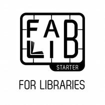 FabLib FabLib Starter Pakket voor bibliotheken
