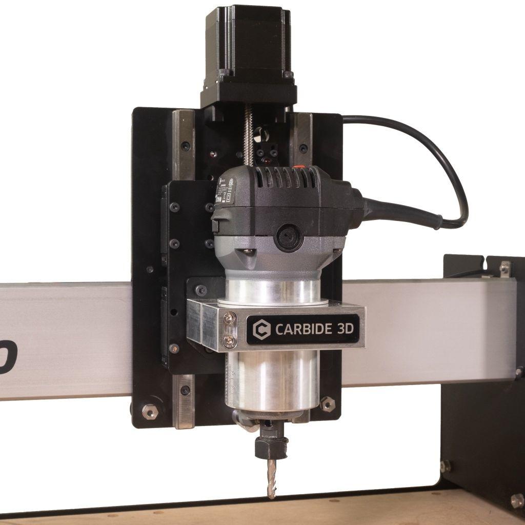 Carbide3D Shapeoko Z-Plus Upgrade