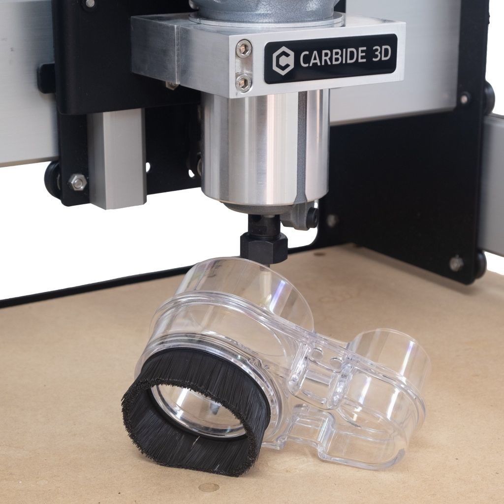 Carbide3D Shapeoko Sweepy Dust Boot
