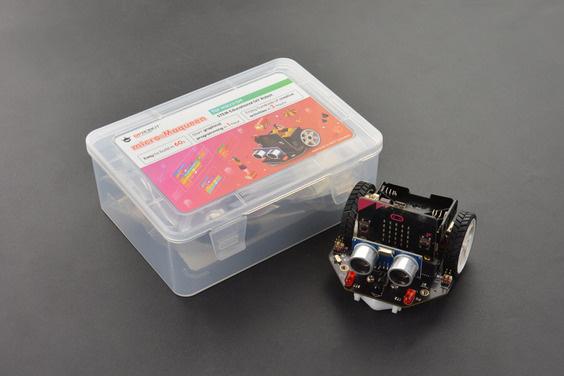 DFRobot micro: Maqueen micro: bit Educatief programmeerrobotplatform