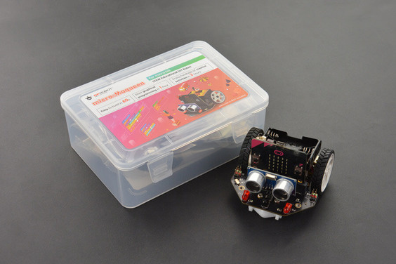 DFRobot micro: Maqueen micro:bit Educational Programming Robot Platform