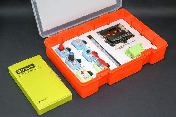 DFRobot Boson Starter Kit voor micro: bit (pak van 5)