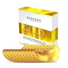 Biovene Gouden oogmasker 10stuks