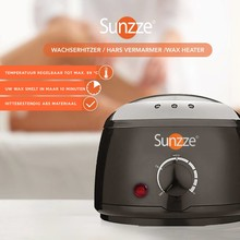 Sunzze Schwartze Wachserhitzer