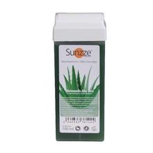 Sunzze Aloe Vera Wachspatrone, 100 ml