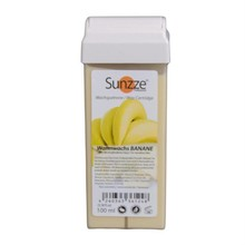 Sunzze Banana wax cartridge, 100ml