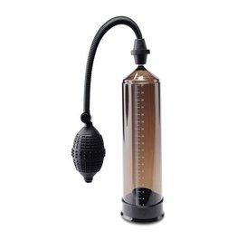 Pump Worx Pump Worx Euro Penispomp - Zwart