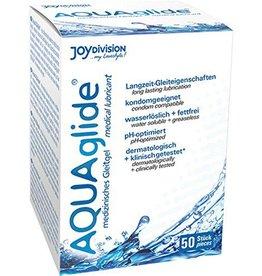 Joydivision AQUAglide Waterbasis Glijmiddel - 50 Zakjes