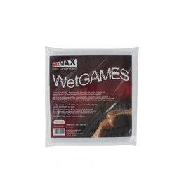 Joydivision SexMAX WetGAMES Laklaken 180 x 220 cm - Wit