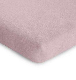 Childhome Childwood hoeslaken tricot roze park 75x95