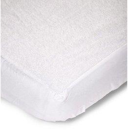 Childhome Childwood matrasbeschermer wit bed 70x140