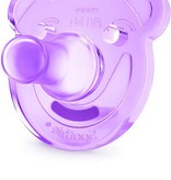 Avent Avent Soothie speen 0-3m pink/purple 2st