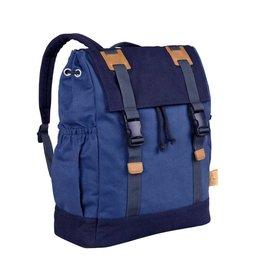 Lassig Lassig verzorgingstas little one & me backpack big blue