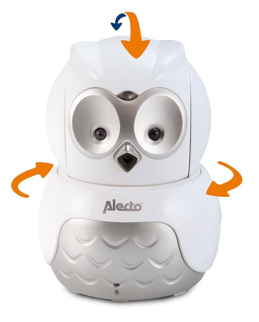 Alecto Alecto beeldbabyfoon DVM-210 uil