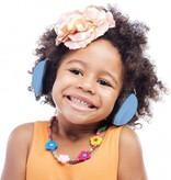 Alecto Alecto oorbeschermers blauw