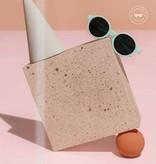 Izipizi Izipizi zonnebril baby Pastel Pink