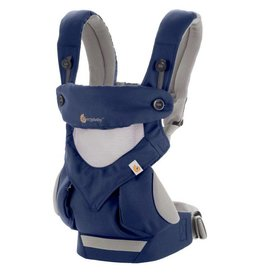 Ergobaby Ergobaby draagzak 360 Sunrise cool air French Blue