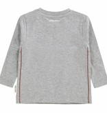 Tumble 'n Dry Tumble 'n dry Jesper T-shirt light grey