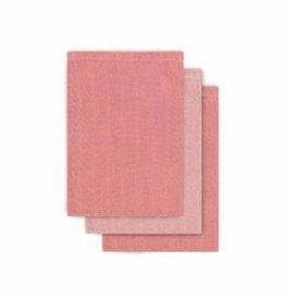Jollein Jollein washandje coral pink 3st