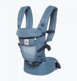 Ergobaby Ergobaby draagzak 3 Posities Adapt mesh oxford blue